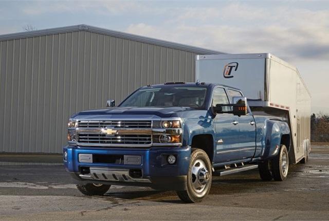 Chevrolet Silverado Adds Camera System, Tow-Prep Package ...