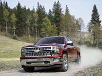 Full-Size Pickups Drive GM's Oct. Fleet Sales