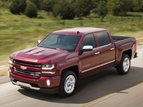 Chevrolet Silverado 1500 Updated for 2016