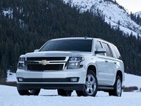 Fuel Economy Up 10% on GM's 2015 Large SUVs