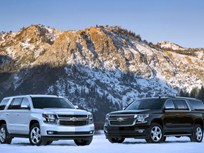 2015 Chevrolet Tahoe, Suburban Pricing Announced