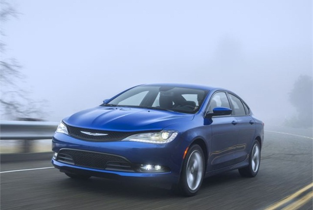 Photo of Chrysler 200 courtesy of Chrsyler.