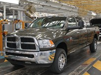 Chrysler Begins Production of Ram 2500 CNG Pickup Truck