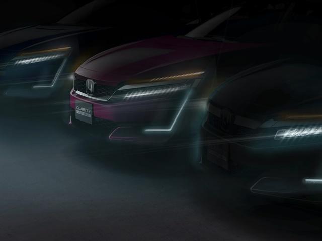 Photo courtesy of Honda.