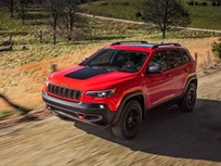 2019 Jeep Cherokee Unveiled with New Engine