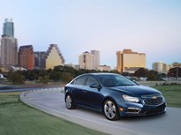 2015 Chevrolet Cruze Offers More Connectivity