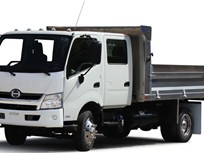 Hino Trucks Puts New Class 5 COE on Display at NTEA Work Truck Show