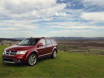 2012-MY Dodge Journey SXT to Come Standard With 2.4L Four-Cylinder Engine