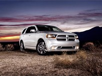 Dodge Durangos Recalled for Engine Failure