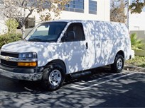 GM Details 2015 Express/Savana Vans