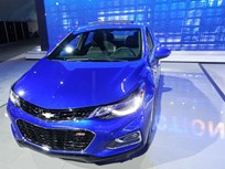 Chevrolet Announces 2016 Cruze Pricing