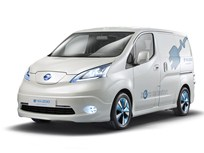 Nissan e-NV200 in Final Development Phase