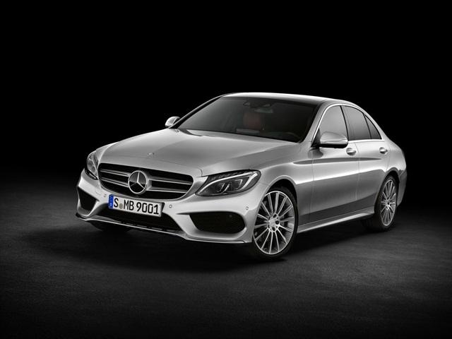 The 2015 Mercedes-Benz C-Class. Photo credit: Mercedes-Benz