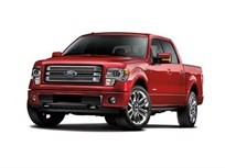 Ford Launches New F-150 Limited