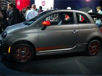 2013 Fiat 500e Rated by EPA at 108 Highway MPGe with 87-Mile Range