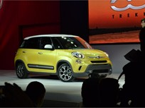 Chrysler Introduces Fiat 500e EV and 500L at LA Auto Show