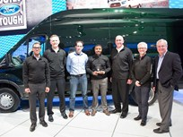 Ford Contest Names Top Transit Sales Consultants