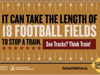 Safety Tip: Driving Near Rail Crossings