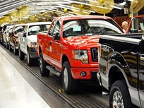 Ford Begins Production of CNG/LPG-Capable F-150