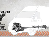 2013 Ford Transit Van to Come With 3.5L EcoBoost V-6