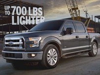 Ford Debuts F-150 Ads In College Football Playoff