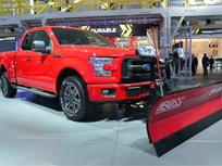 Ford Adds Snow Plow Prep Option to F-150