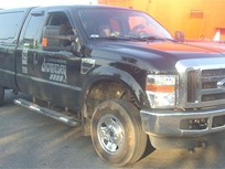 Ford Recalls F-250/F-350 Truck Steering Gears