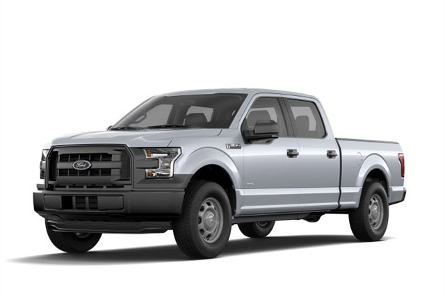 Photo of 2015 F-150 XL courtesy of Ford.