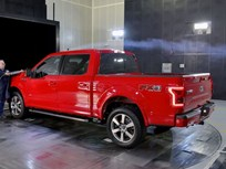 Ford Improves F-150's Aerodynamic Efficiency
