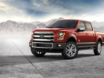 Ford Recalls F-150 Trucks for Instrument Display