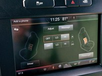 Ford Adds Massaging Seats to F-150