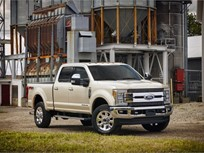 Ford Announces 2017-MY Fleet Incentives