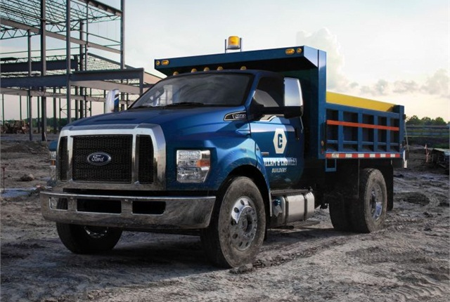 Photo of 2016 F-Series Super Duty courtesy of Ford.