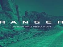 Ford Reviving Ranger Pickup for 2019