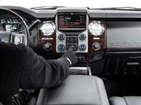 2013-MY Ford F-Series Super Duty to Offer Platinum Series and SYNC with MyFord Touch