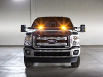 Ford Adds Strobe Lighting to 2016 Super Duty Trucks