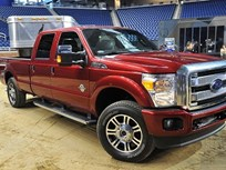 Ford Says F-Series Gets Improved Towing and Payload Capacities for 2013-MY