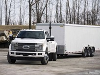 Ford Offers 7 Trailer Cameras With 2017 Super Duty