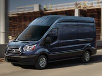 Ford Van Sales Reach Four-Decade Peak