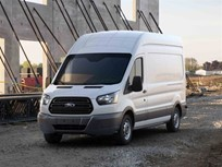 Ford Updates Transit Van for 2018