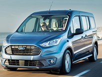 Ford Launches Third-Gen 2019 Transit Connect Wagon