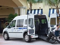 MobilityWorks to Offer Wheelchair Access in Ford Transit Connect Taxi