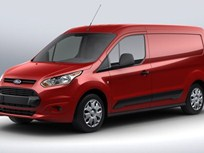 Ford's 2014 Transit Connect Gets 30 MPG Highway