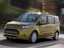 Ford's 2014 Transit Connect Van, Wagon Arrive