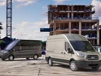 Ford Transit Best-Selling Commercial Van in November