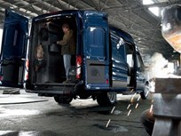Class 3 Ford Transit Vans Improve Payload, Towing