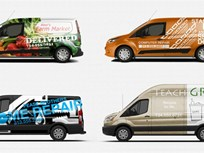 Ford Helps Businesses Design 'Billboard on Wheels'