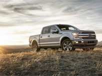 Ford Recalls 30K F-150 Pickups