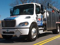 Freightliner Starts Production of Propane Autogas S2G