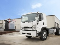 Isuzu Begins Production of Class 6 FTR